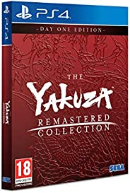 The Yakuza Remastered Collection - Limited Day One Edition (PS4)