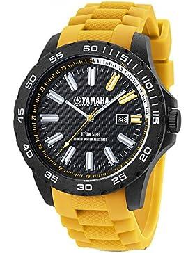 Yamaha Y12 by TW Steel watch - 45mm - Orange