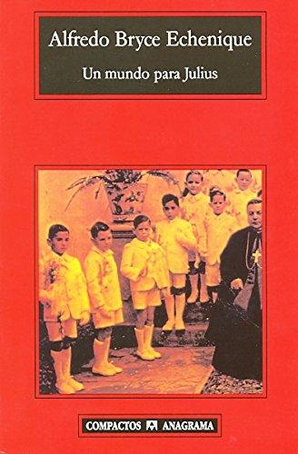 Portada del libro Un Mundo Para Julius (Compactos Anagrama)