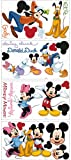 RoomMates Disney Mickeys Clubhouse Wall Stickers