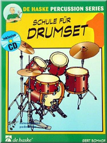 Schule für Drumset 1 - Schlagzeugnoten [Musiknoten]