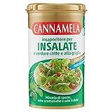 Cannamela Insaporitore per Insalate, Verdure Cotte e alla Griglia - 90 gr