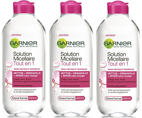 Garnier SkinActive solution micellaire