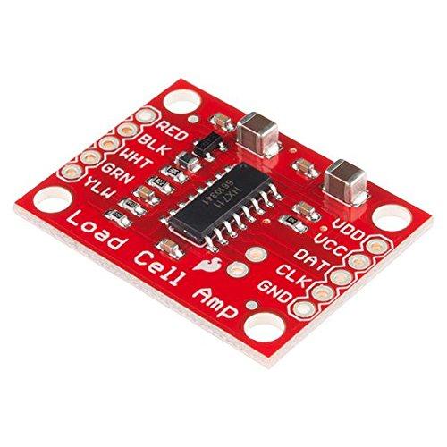 SEN-13879 SparkFun Load Cell Amplifier - HX711 /fba Cell-shield