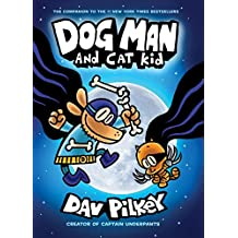 The Adventures of Dog Man 04: Dog Man and Cat Kid