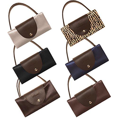 Galeja Tasche faltbar Einkaufstasche wasserabweisend stabil - Farbe Navy - Shopper - der Umwelt zu liebe
