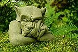 Bert-Garden Ornament-Gargoyle-Sculpture Stone Statue-Home Patio-Decorative Gift