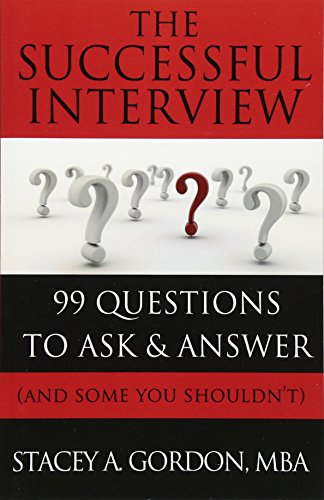 Read Online PDF The Successful Interview 99 Questions To