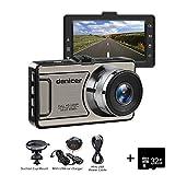 Dash Cam denicer m10t 1080P Auto DVR Dashboard Kamera Full HD mit 7,6cm