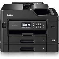 Brother MFCJ5730DW Stampante Multifunzione Inkjet a Colori, Stampa A3, no Fronte/Retro Automatico, Stampa, Copia…
