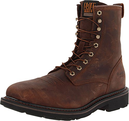 Ariat Cascade Lace-up Arbeitsstiefel mit Stahlkappe Ariat Lace-up Boots