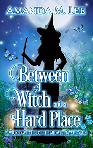 Between a Witch and a Hard Place: Wicked Witches of the Midwest Books 4-6 (Wicked Witches of the Midwest Box-Set Book 2) (English Edition)