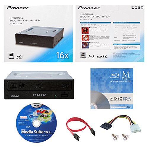pioneer-bdr-2209-16x-interno-blu-ray-bdxl-dvd-cd-burner-writer-in-scatola-al-minuto-con-1pk-gratis-m