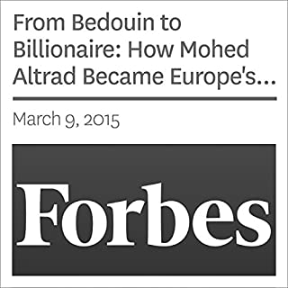From Bedouin to Billionaire: How Mohed Altrad Became Europe's Scaffolding King
