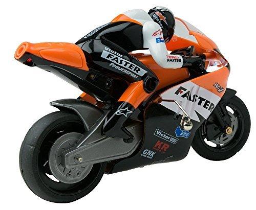Top Race Motocicleta teledirigida, 2,4GHz RC