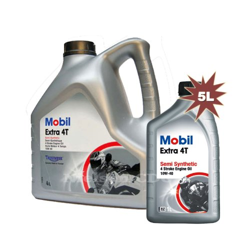 mobil-extra-4t-10w-40-semi-synthetic-motorcycle-engine-oil-142322-1x4l-1x1l-5l