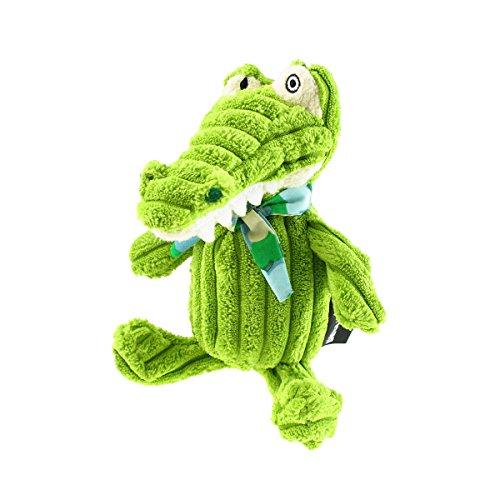 (Les Deglingos Simply Plüsch aligatos der Alligator 15cm)