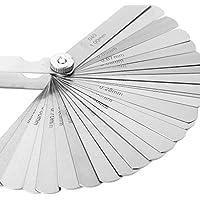 MUANI 32 Blades Set Edelstahl Feeler Metric 0.02-1.0mm Crevice Spur Measurment Werkzeug Spur preisvergleich bei billige-tabletten.eu