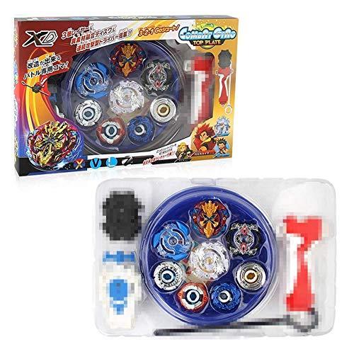 Action- & Spielfiguren Schnelligkeit Kampf Master 4D Burst Beyblade Spielzeug Random Booster Vol.