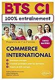 BTS Commerce International 100% Entraînement Toutes Matières