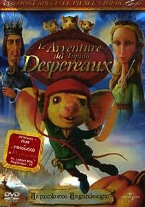 Le avventure del topino Despereaux(edizione speciale con videogioco)