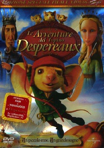 Le avventure del topino Despereaux(edizione speciale usato  Spedito ovunque in Italia
