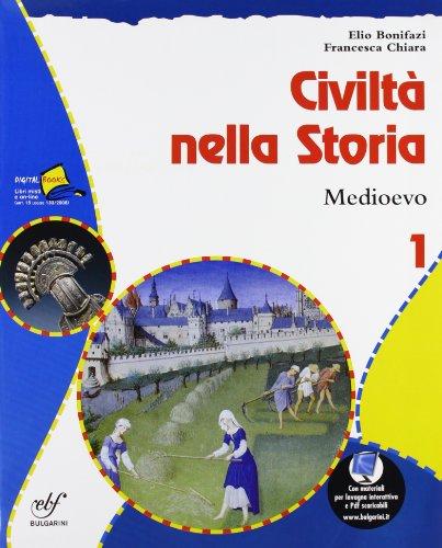 Civiltà nella storia. Volume 1 + Le regole dello stare insieme + Il mondo antico (espansione online). Per la Scuola media