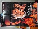 Original Argentine Movie Poster The Devil's Advocate El Abogado Del Diablo Keanu Reeves Al Pacino Charlize