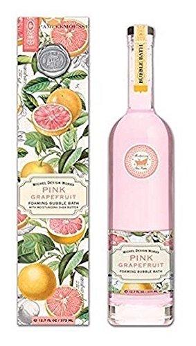 Grapefruit Schaumbad (Michel Design Works Luxus Schaumbad Pink Grapefruit)