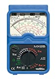 Multimetro portatile analogico Metrix Protetto contro getti d'acqua (IP65) CAT II 1000 V CAT III 600 V