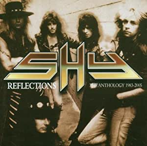 Reflections:Anthology 1983-05