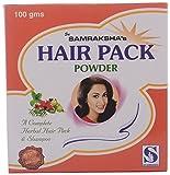 SAMRAKSHA Hair Pack Powder 100gms- (Pack of 2)
