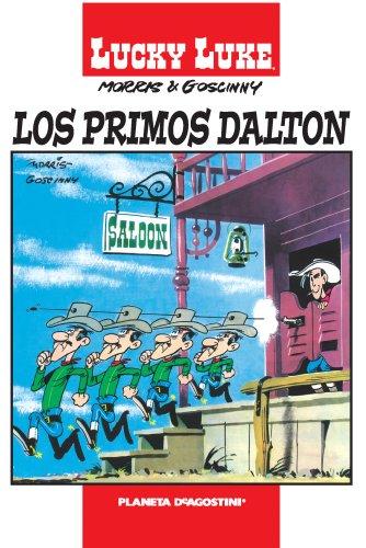 Lucky Luke nº 01 Los Primos Dalton par Morris