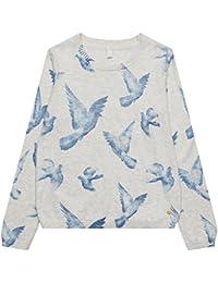 Esprit Sweater Bird, Pull Fille