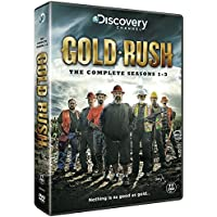 Gold Rush - Alaska: The Complete Seasons 1-3