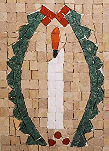 Trois petits points Juego de Tres pequeños Puntos - Kit de Mosaico Completo - Boquilla Maxi - 6192459600536, Universal
