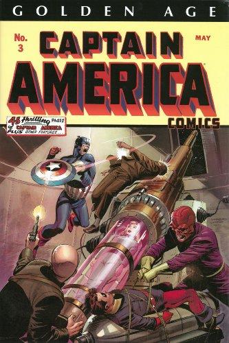 Golden Age Captain America Omni HC 01 Jrjr Cvr