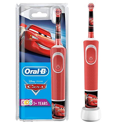 Oral-B 80324338 Cars - Cepillo de dientes eléctrico