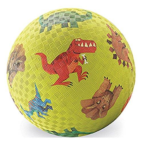 Crocodile Creek Dinosaurier Spielplatz Ball, Grün, 17,8cm - Spielplatz Bälle