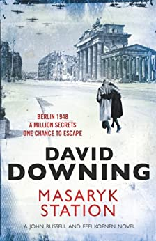 Masaryk Station par [Downing, David]