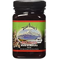 Tranzalpine Miele di Manuka Mg 400+ - 500 gr