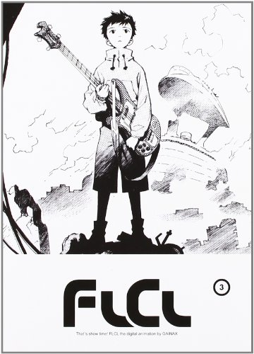 FLCL Vol. 3 - Episode 05-06