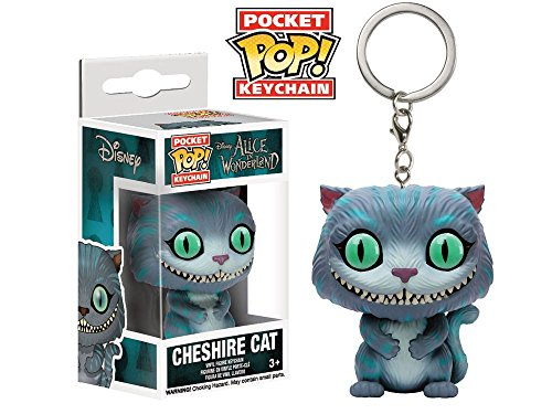 Funko 7593–Cheshire Cat Keyring
