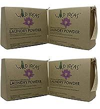 Wild Ideas Clothes Laundry Washing Powder Regular 500 gx4