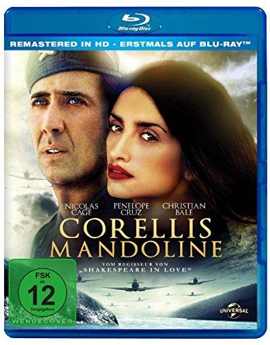 Corellis Mandoline [Blu-ray]