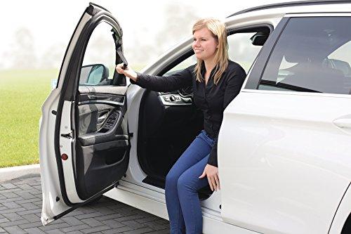 Hilfe Für Rollstuhlfahrer (Eurosell - Greifhilfe Einstieg Ausstieg Griff Schlaufe Hilfe für Auto Schlaufe für Senioren Rollstuhlfahrer etc.)