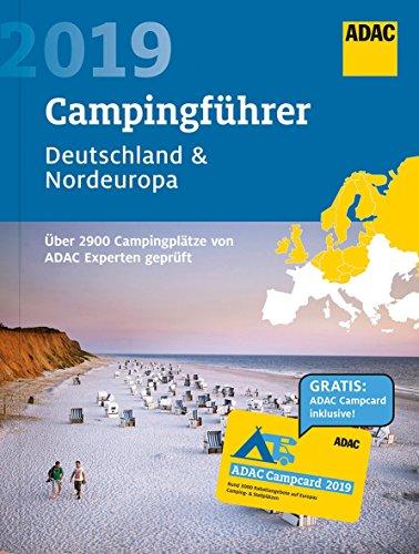 ADAC Campingführer Nord 2019: ADAC Campingführer Deutschland & Nordeuropa 2019: Über 2900 Campingplätze von ADAC Experten geprüft: Alle Infos bei Amazon