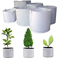 Bluelover Tessuti non tessuti radice controllo borsa fiori alberi Seedling