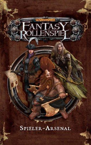 Heidelberger-HE251-Warhammer-Fantasy-Rollenspiel-Spieler-Arsenal Asmodee HE251 – Warhammer Fantasy Rollenspiel, Spieler-Arsenal -