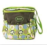 EZ Life Carry Bag- Happy Monkey-Green